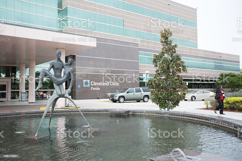 Cleveland Clinic Weston Florida Stock Photo - Download Image Now