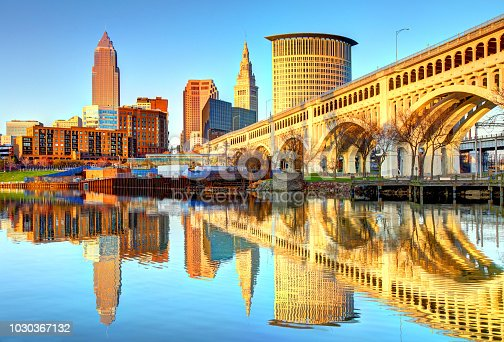 Cleveland is a city in the U.S. state of Ohio and is the county seat of Cuyahoga County, the most populous county in the state