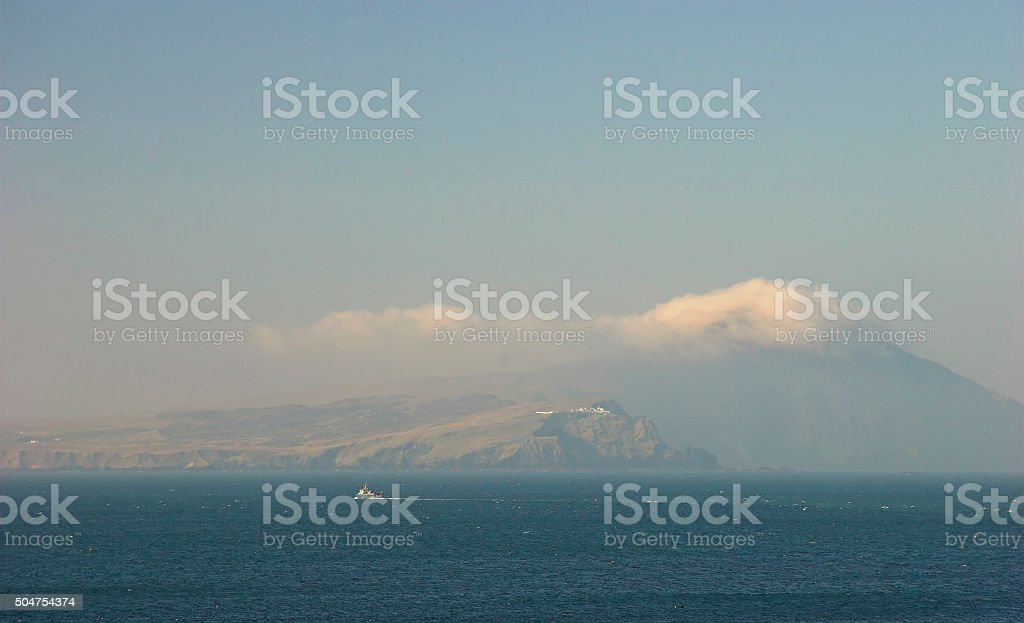 Clew Bay stock photo