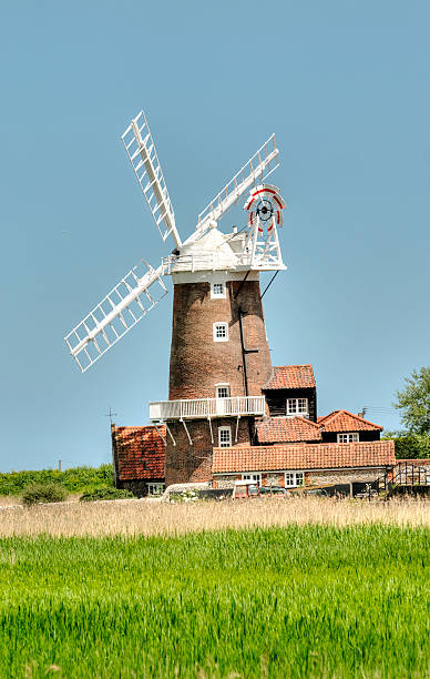 Cley Windmühle, Norfolk – Foto