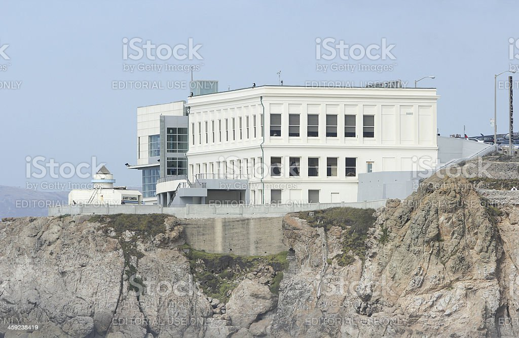 Cliff House in San Francisco, California royalty-free stock photo