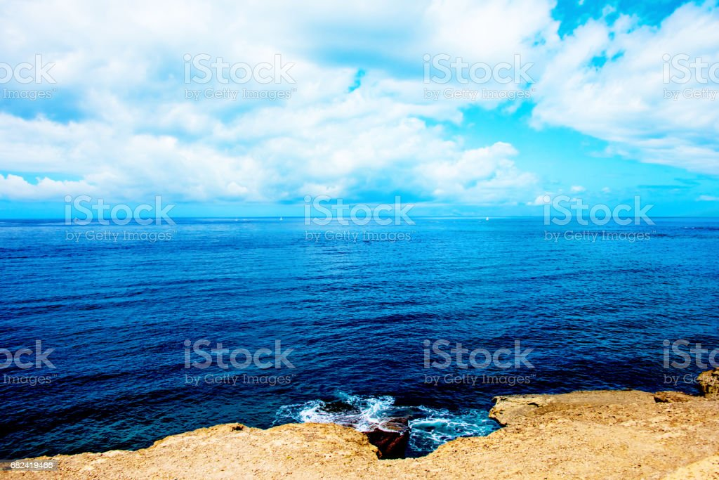 Cliff royalty-free stock photo