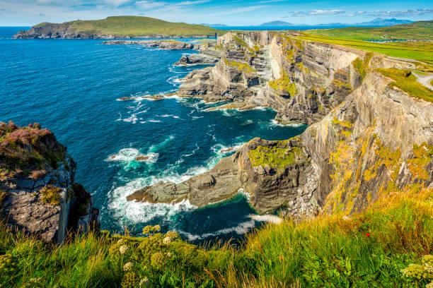 Klippen in Irland – Foto
