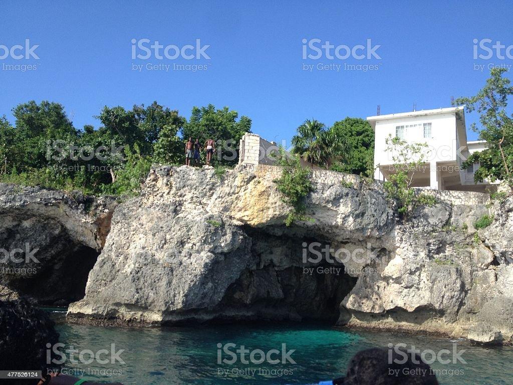 崖でジャマイカ - 2015年のロイヤリティフリーストックフォト