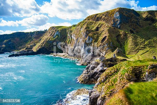 istock Cliffs in Northen Ireland 542323706