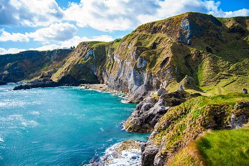 istock Cliffs in Northen Ireland 542323706
