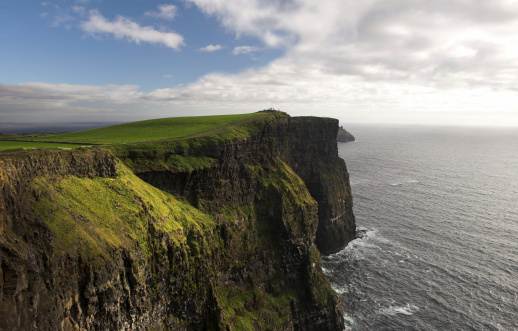 Cliffs Of Moher County Clare Ireland Stock Photo - Download Image Now