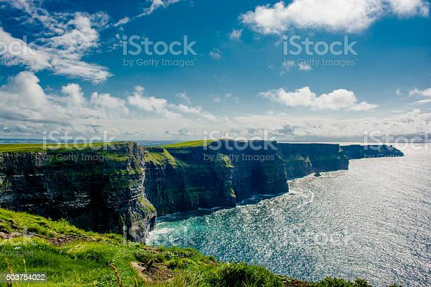 Photo of Cliffs Of Moher In Ireland