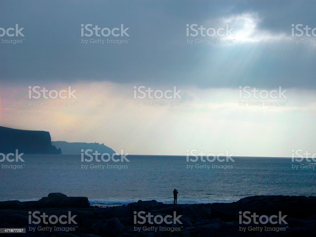 Cliffs of Moher - Ireland royalty-free stock photo