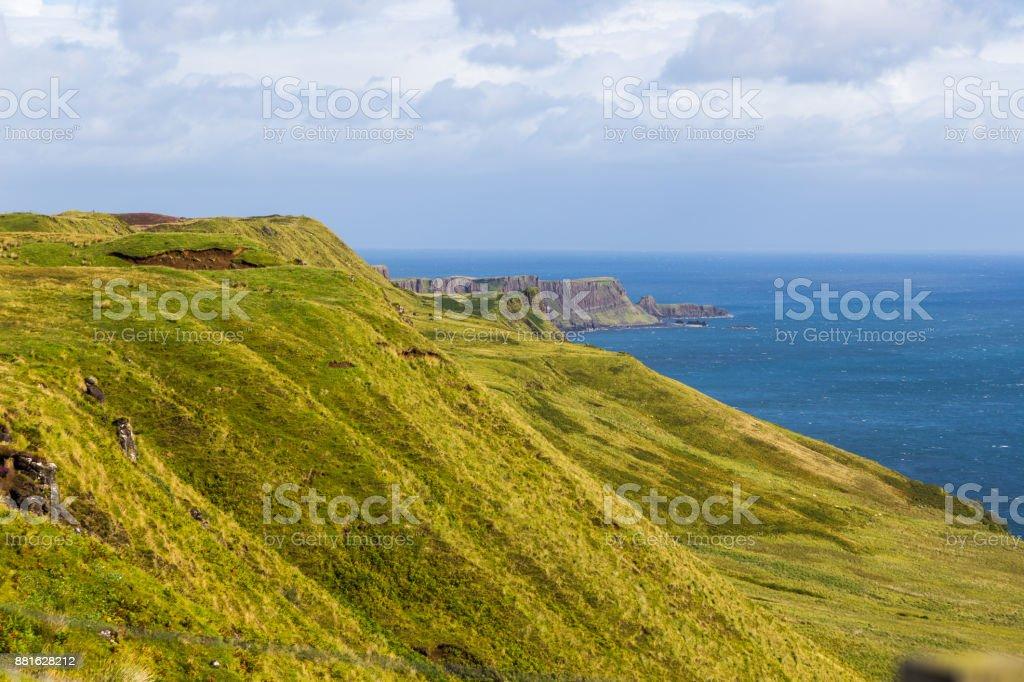 Klippen auf Isle Of Skye – Foto