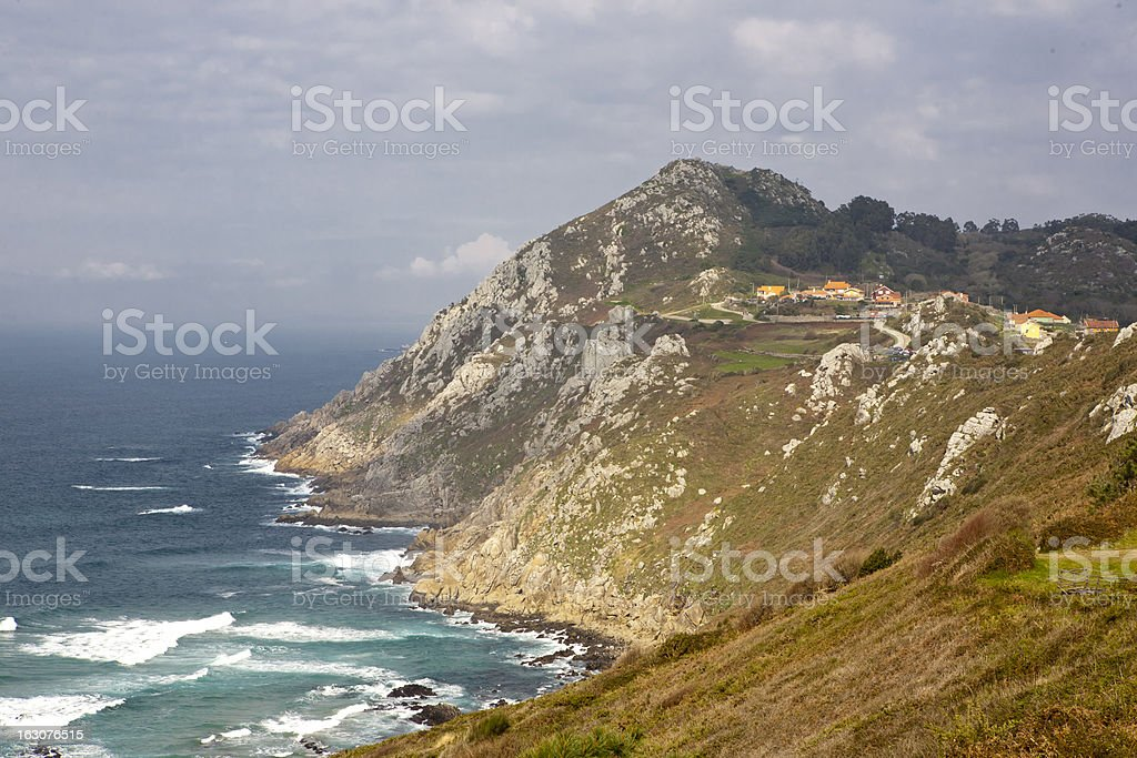 Cliffs royalty-free stock photo