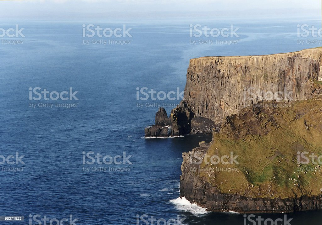 cliffs royalty-free stock photo