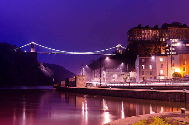 Clifton Suspension Bridge, Bristol. – Foto