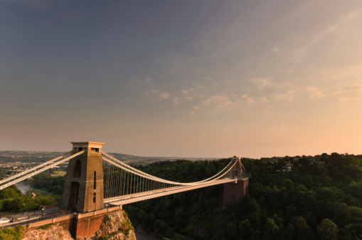 Clifton Suspension Bridge Stock Photo - Download Image Now