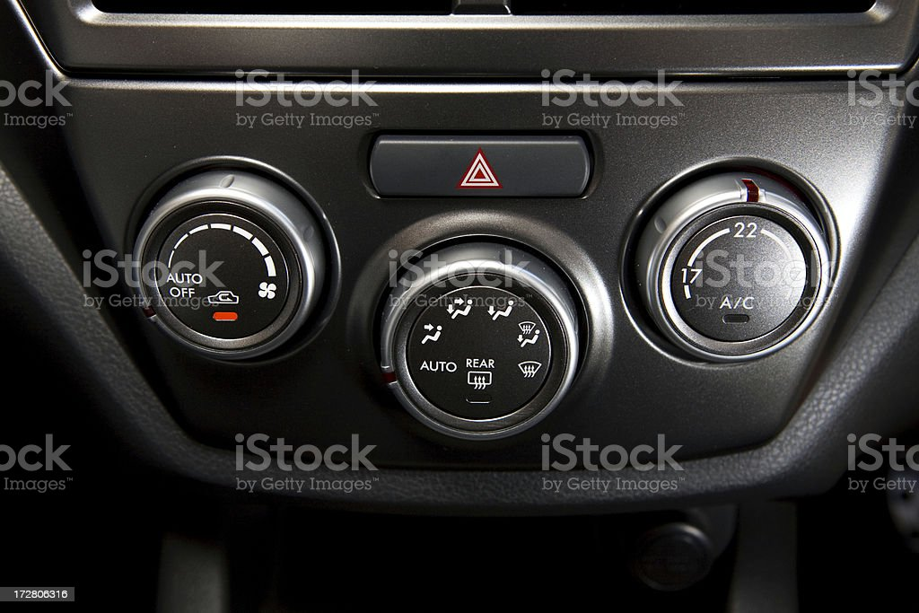 Climate Control royalty-free stock photo