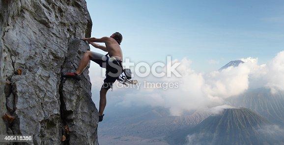 istock Climber 466418386