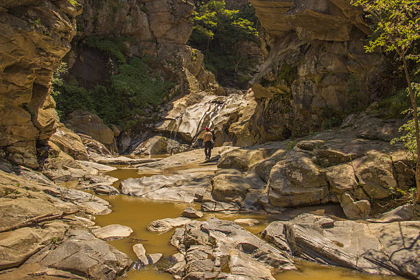 Royalty Free Naked Mountain Climbing Pictures, Images and