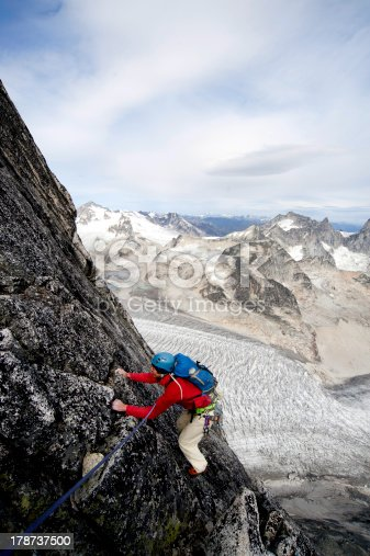 istock Climbing in Candad 178737500