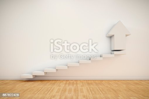 959023366istockphoto Climbing to Success Direction 887822428