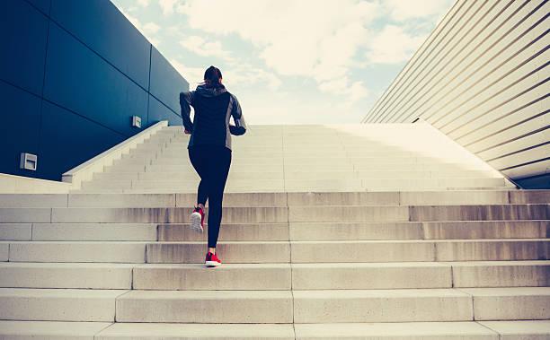 Monter les escaliers - Photo