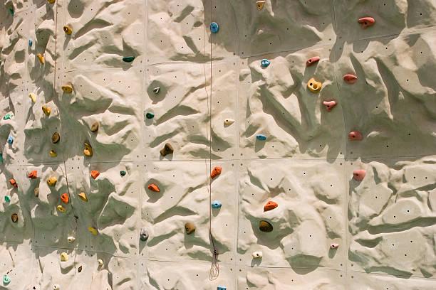 Kletterwand-Detail – Foto