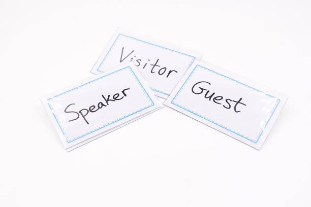 Royalty Free Guest Speaker Pictures, Images and Stock