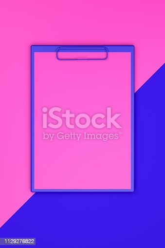 524051315istockphoto Clipboard, note paper 1129276822