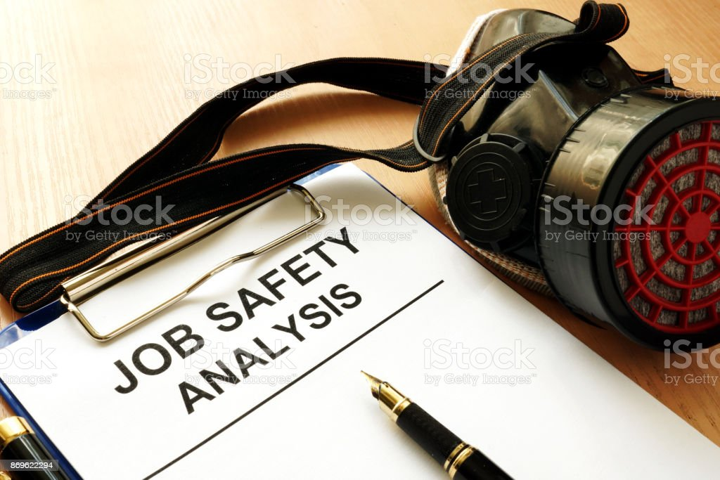 Image result for Job Safety Analysis istock
