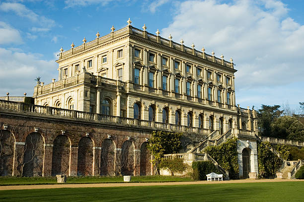 Cliveden House English country house buckinghamshire stock pictures, royalty-free photos & images