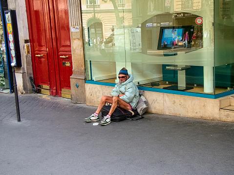 Clocheard in Paris