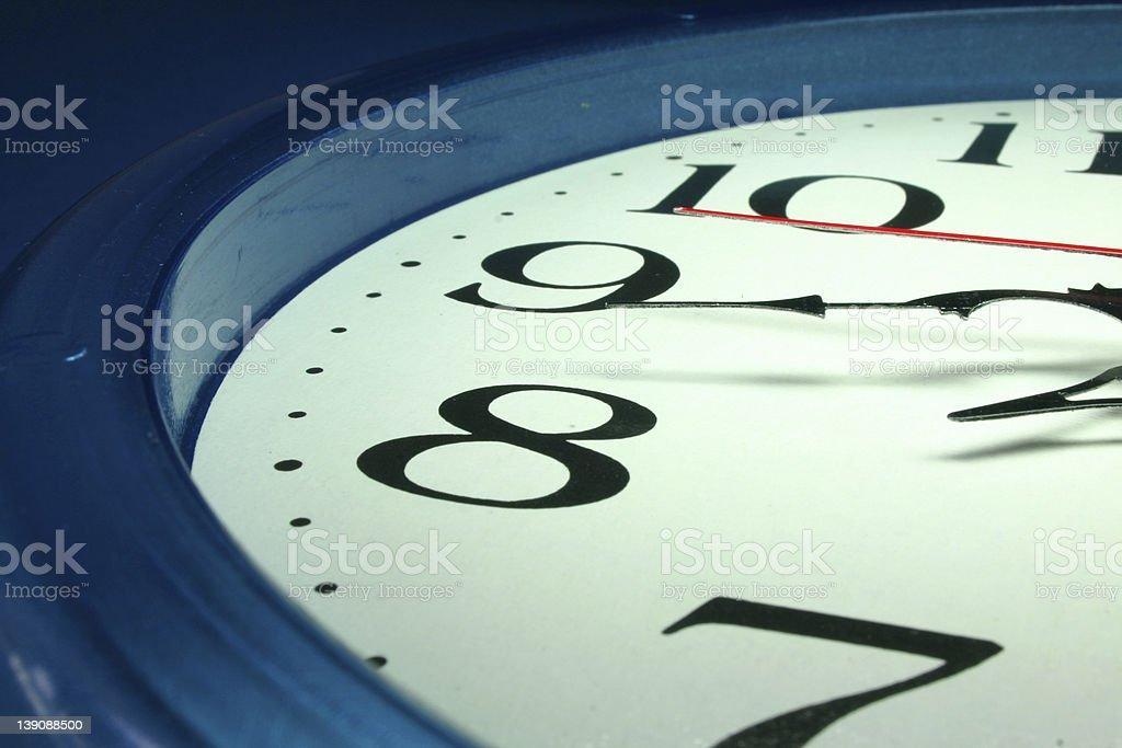 Clock 01 royalty-free stock photo