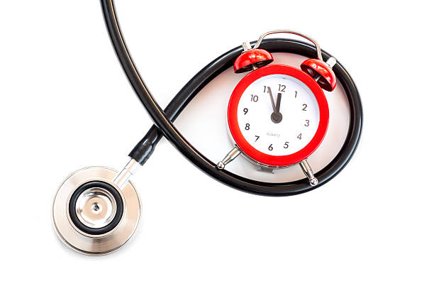 royalty free stethoscope clock pictures images and stock photos