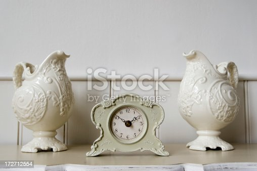 Classic arrangement of antique ornamentsSimilar Images