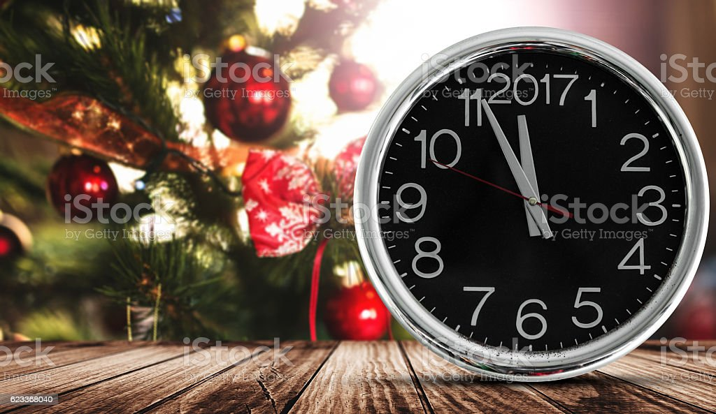 2017 clock countdown