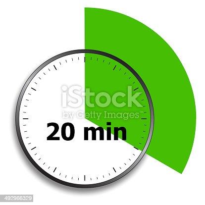 1054812046 istock photo clock face stopwatch 492966329