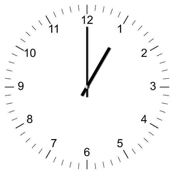 Illustration 1.00 Uhr – Foto