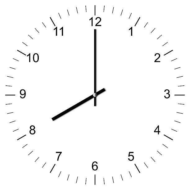 Illustration 20.00 Uhr – Foto
