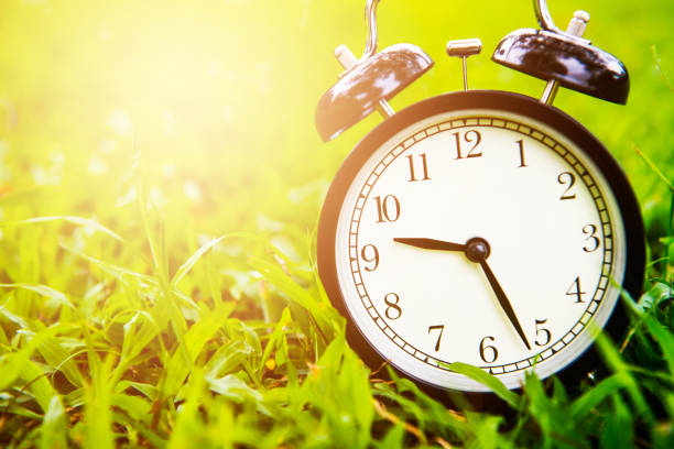 clock clock daylight savings stock pictures, royalty-free photos & images