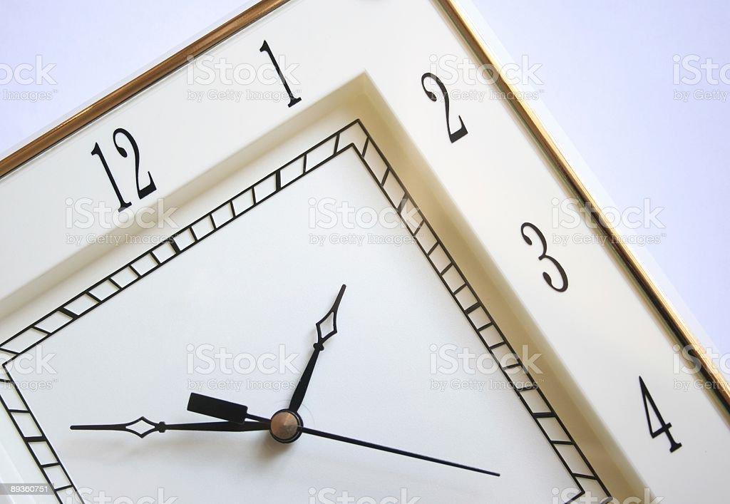clock royalty free stockfoto