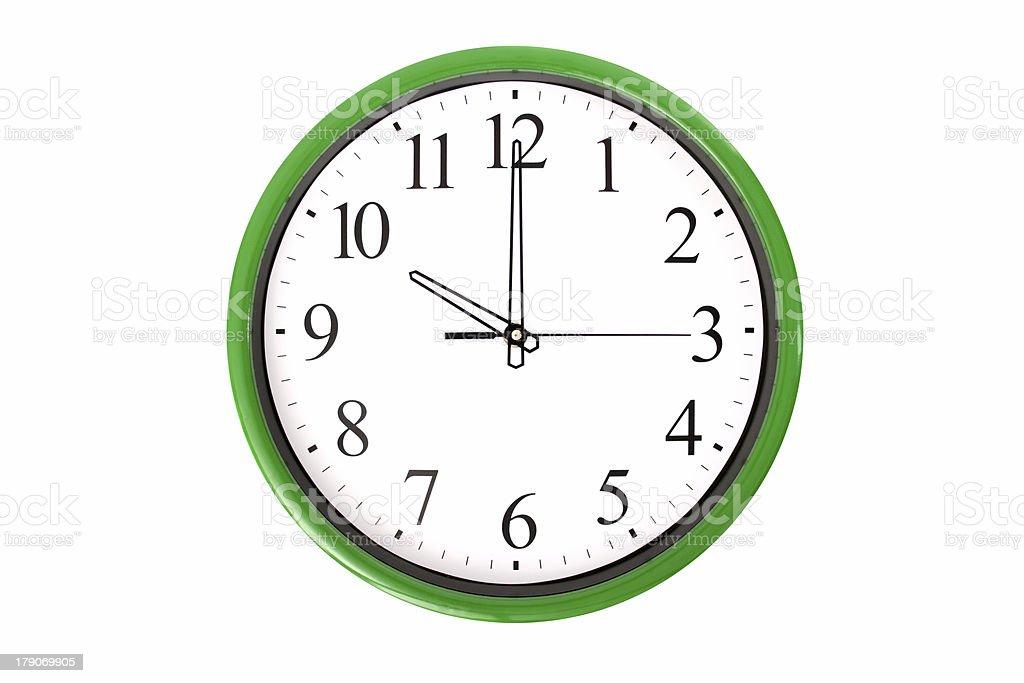 Clock serie - 10 o'clock