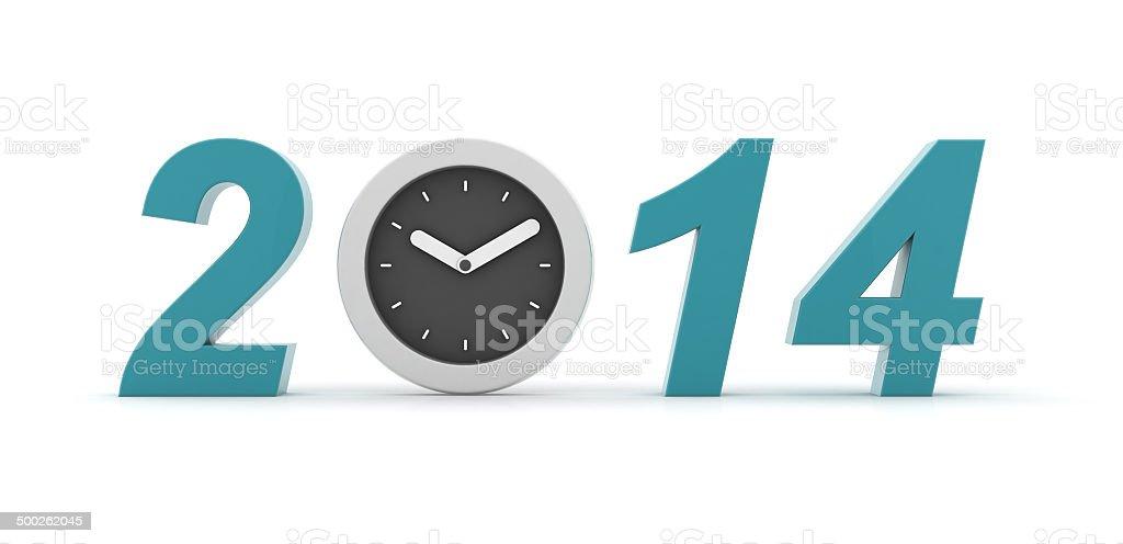 Clock - time concept stock photo