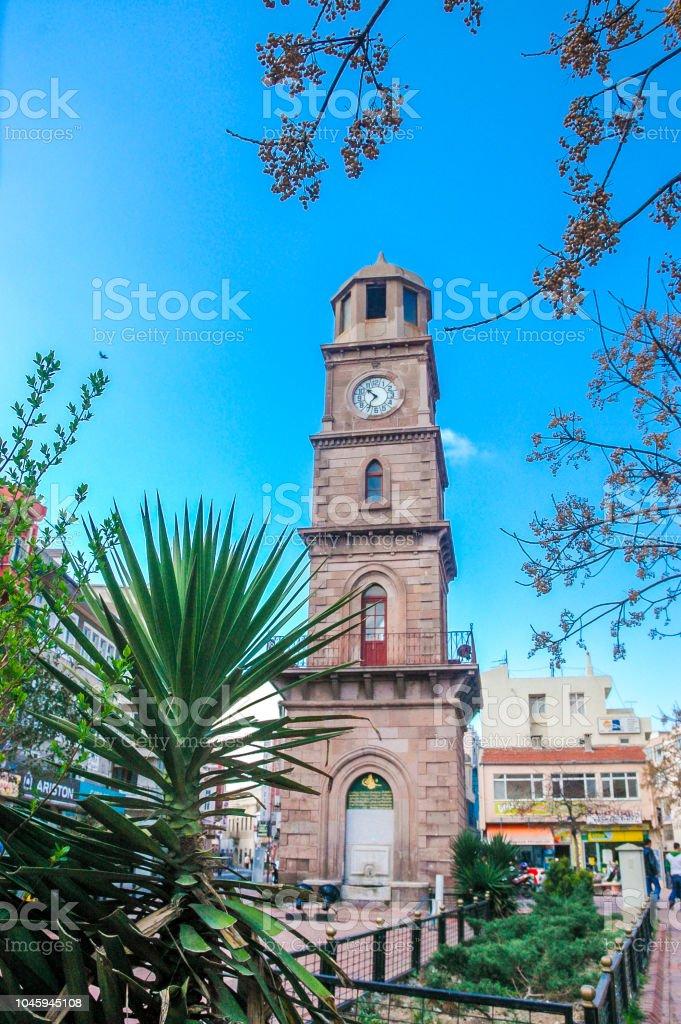 Tour de l'horloge dans la Province de Canakkale - Photo