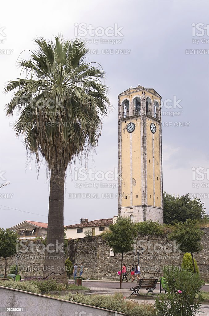 時計塔エルバサンalbania - アル...