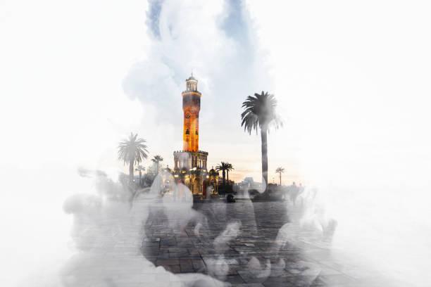 Uhrturm, izmir – Foto