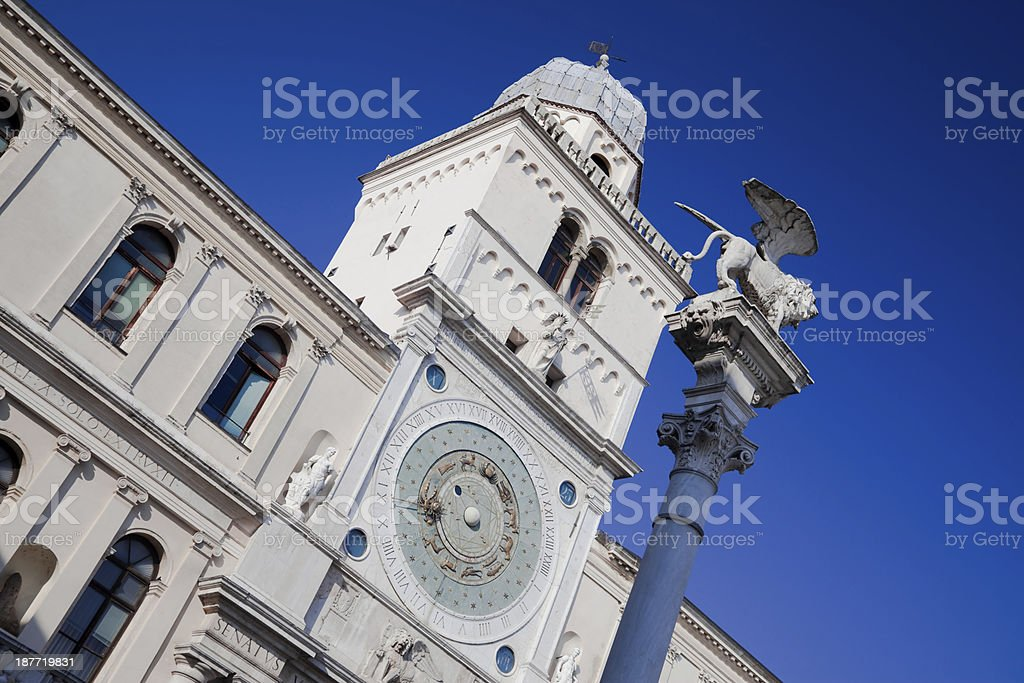 Clock Tower - Stock Image royalty-free stock photo