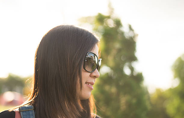 cloes up face of beautiful woman - kvinna cloes up bildbanksfoton och bilder