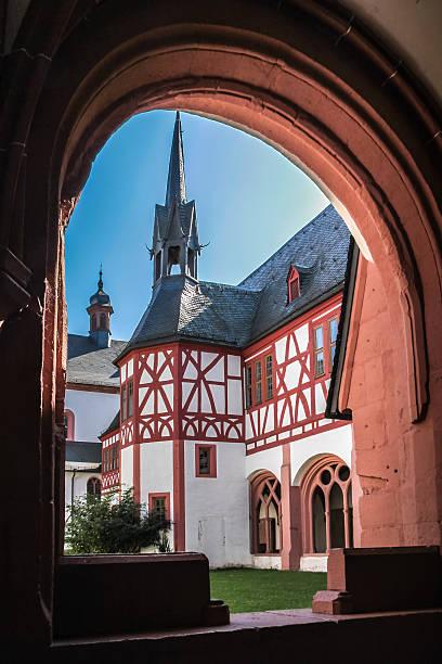 Kreuzgang des Klosters Cistercian – Foto