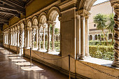 Cloister of the Papal Basilica of St. Paul outside the Walls