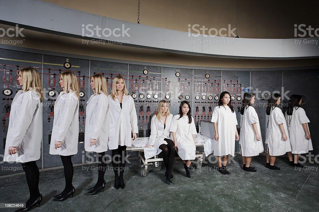 Le clonage filles - Photo