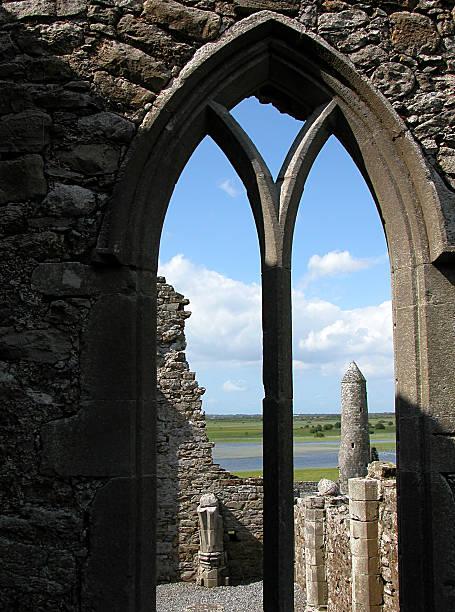 Clonmacnoise View - Photo